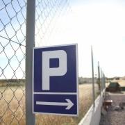 P de Parking