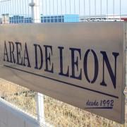 cartel del Area